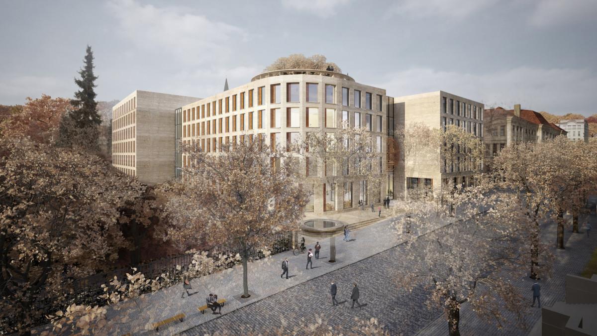 Centrum pro vědu a výzkum Univerzity Karlovy na Albertově - Biocentrum
