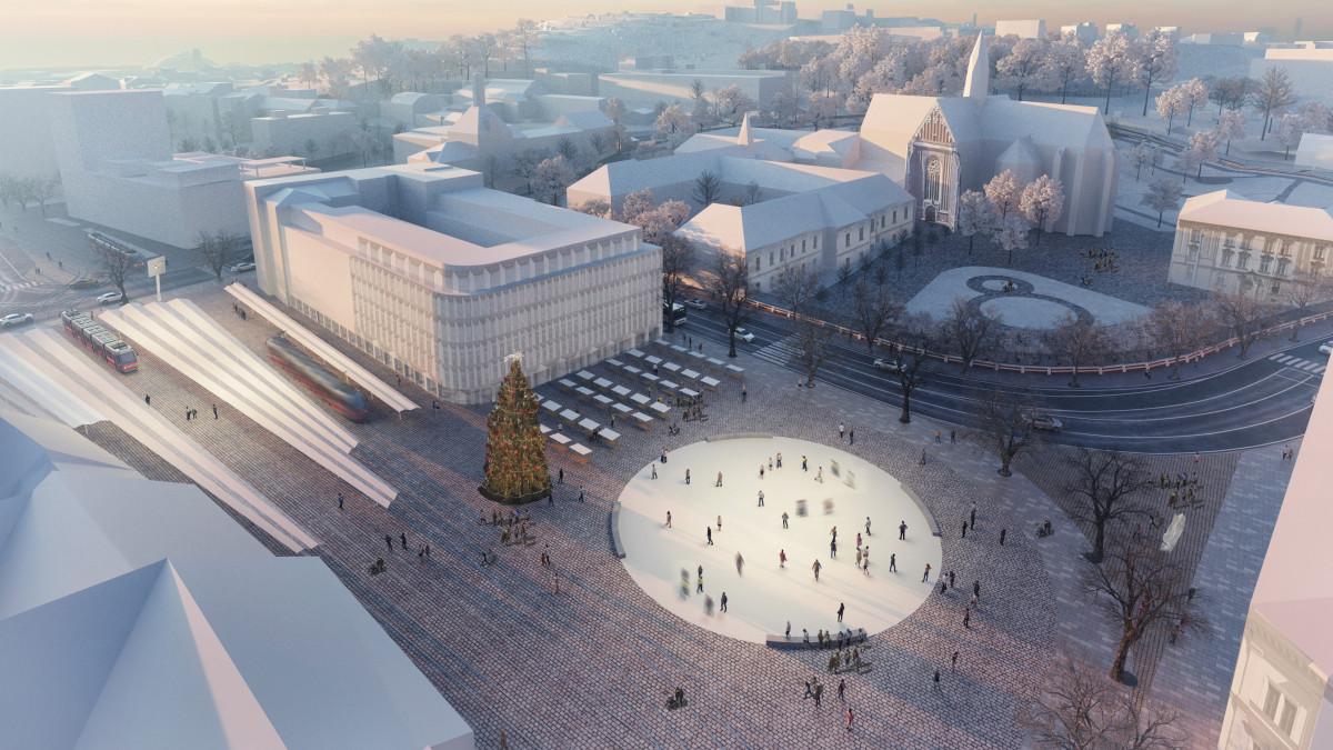 Urbanismus Mendlova náměstí