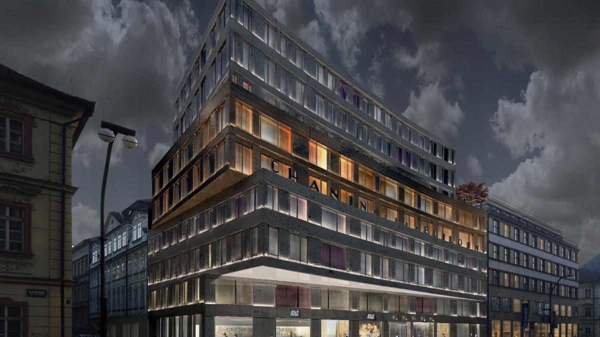 Novostavba a rekonstrukce Hotel Accor - Sofitel*****