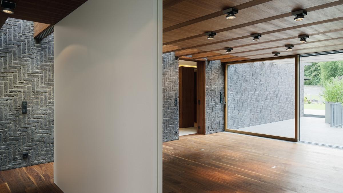 Interier bytu a kanceláře