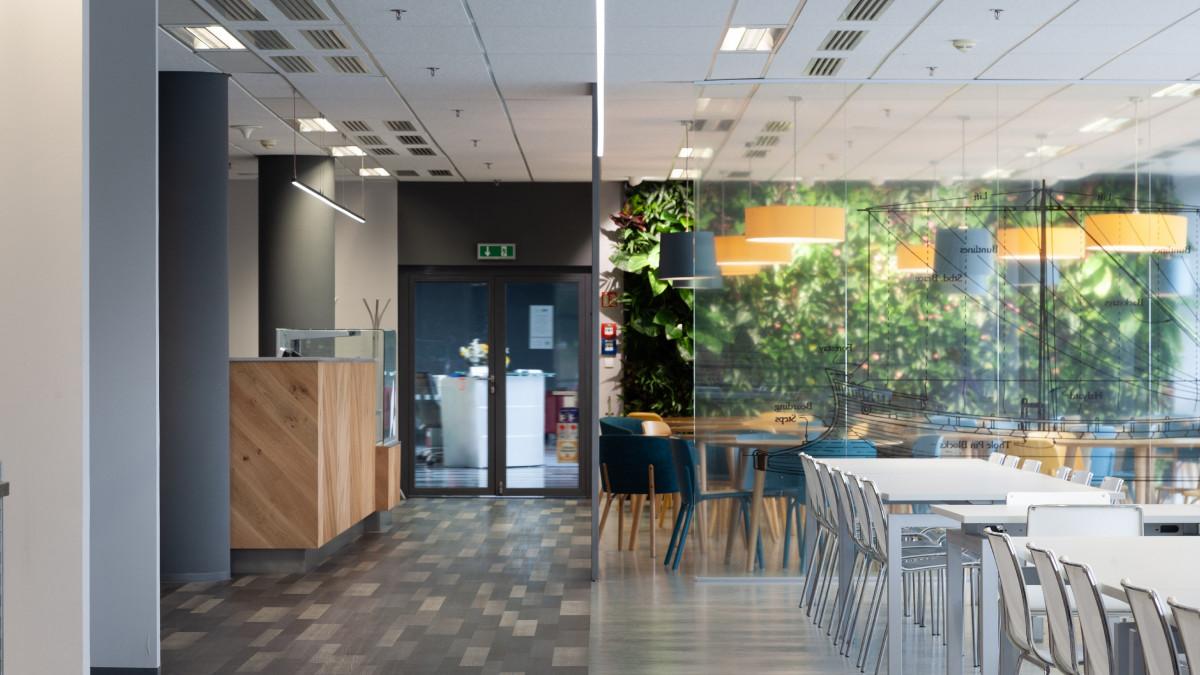 Interier Café Canteen